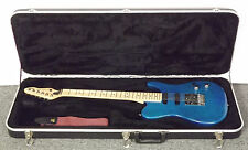 VNICE Turquoise Blue Peavey USA S-3 Generation with Hard Case