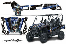 AMR Racing Kawasaki Teryx 800 4 Door Graphic Decal Kit UTV Part 13-15 HATTER BLK