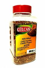 Gülcan Chilli Paprikaflocken Chilliflocken Chillipulver Scharf 400g