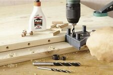 Wolfcraft Universal Dowel Kit - For all Common Wood Dowel Connections