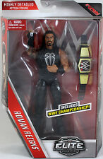 Roman Reigns - WWE Elite 45 Mattel Toy Wrestling Action Figure