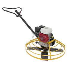 "POWER TROWEL 36"" with 6 HP Engine, Oil Alert, BRAND NEW ! Comes with Pan"