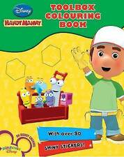 "Disney Sticker Activity: ""Handy Manny"" (Disney Handy Manny Sticker Bk), , New Bo"