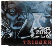 (AV614) 209, Trigger - DJ CD