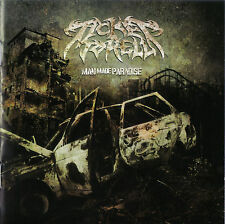 TICKET TO HELL-MAN MADE PARADISE-CD-thrash-death