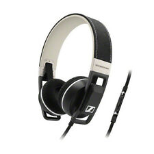 Sennheiser URBANITE I Black On-Ear Headphone Headset Foldable For Apple Products