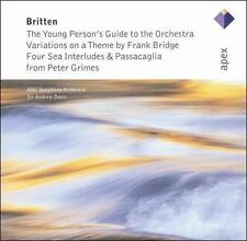 Britten: The Young Person's Guide to the Orchestra; Four Sea Interludes (CD, ...