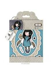 THE OWL-Docrafts Santoro Gorjuss Cling Mount Rubber Stamp-Stamping Craft-Girl