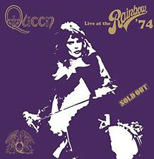 Live At The Rainbow - Queen (2014, CD NIEUW)2 DISC SET