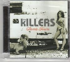 (GK96) The Killers, Sam's Town - 2006 Sealed Replay CD