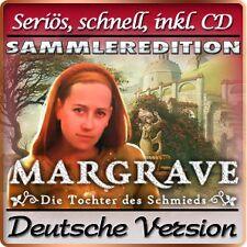 Margrave 4-la figlia del maniscalco DA COLLEZIONE EDITION WINDOWS XP/Vista/7/8