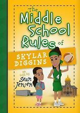 Middle School Rules: The Middle School Rules of Skylar Diggins (FREE 2DAY SHIP)