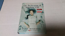 The Awakening of Sunshine Girl by Paige McKenzie (2016, Hardcover) SIGNED FIRST
