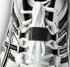 Lacekeeper 1 keeps shoelaces tied and out of the way / 2 pairs each package!