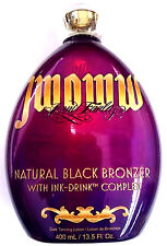 Australian Gold Jwoww Natural Black Bronzer Tanning Bed Lotion