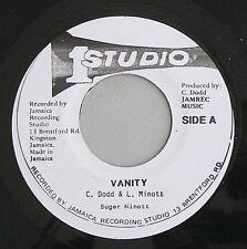 SUGAR MINOTT - VANITY (STUDIO 1) 1978