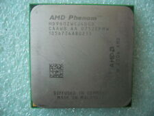 QTY 1x AMD Phenom X4 9600 2.3 GHz Quad-Core (HD960ZWCJ4BGD) CPU AM2+ 940-Pin