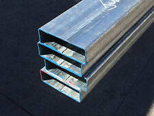 Steel Tube RHS Galvanised 8mtr Length Size 150x50x3mm (50x30/70x50/100x50)