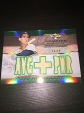 2014 Topps Triple Threads Ted WILLIAMS Game Used Bat 7x /18 RED SOX