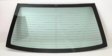 Fit 2007-2012 Toyota Yaris 4D Sedan Rear Back Window Glass Heated W/ Antenna