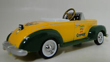 1940s Ford Pedal Car A Vintage Classic Hot T Rod Midget Metal Show Model 1930s