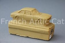 Rare modele matrice résine voiture PEUGEOT 504 coupé 1/43 Heco collection  MR
