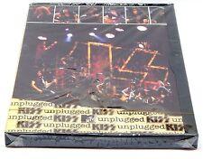 KISS MTV Unplugged ~ NEW DVD (1996, Polygram USA, Region 0/All)