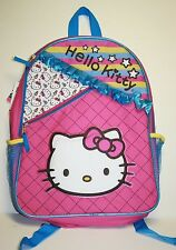 Hello Kitty Backpack Pink blue