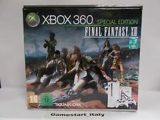 CONSOLE XBOX 360 - FINAL FANTASY XIII SPECIAL EDITION - PAL VERSION - BRAND NEW
