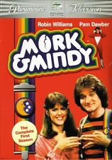 Mork and Mindy: The Complete First Season [4 Discs] (2004, DVD NEUF)4 DISC SET