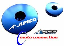 APICO BLUE ANODIZED ENGINE PLUG SET  SUZUKI RMZ450 05-13  EP-007 BLUE