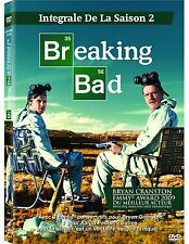 "DVD ""Breaking Bad  Saison 2"" - Coffret DVD - NEUF SOUS BLISTER"