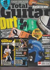 TOTAL GUITAR MAGAZINE MARCH 2014, DIRT: 'DRIVE FUZZ & DISTORTION Alice In Chains