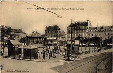 CPA   Lorient - Vue générale de la Place Alsace-Lorraine  (431043)