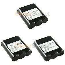 3x Cordless Home Phone Battery for Panasonic CPB-487 P-P511 ER-P511 HHR-P402