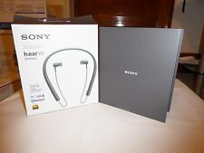 SONY h.ear in Wireless Headset MDREX750BT Bluetooth Earphone GRAY-FREE SHIPPING