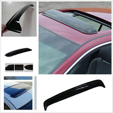 "NEW 36"" Smoky Black Car Sunroof Visor Rain Wind Deflector Shield Roof Guard Vent"
