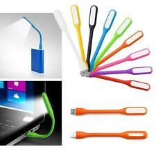 Mini USB LED-Leuchte Komputer Lampe Für Notebook Lesen PC Flexible Hell Laptop