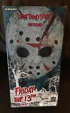 Mezco Living Dead Dolls Jason Voorhees Friday The 13th Part 3 Free Ship