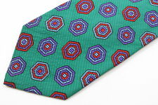 FENDI men's silk neck tie made in Italy