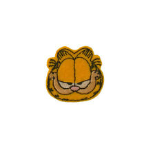 GARFIELD MINIATURE Embroidered Patch Iron on and Sew On