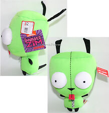 "Invader Zim Gir Alien 10"" Plush Toy Stuffed Doll NEW Gund Hot Topic Exclusive"