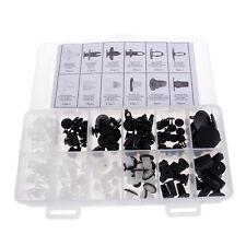 146Pcs Fender Door Hood Bumper Trim Clip Body Retainer Assortment Kit For Toyota