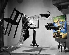 Popart Poster  Salvador Dali -  Atomicus    Art Print