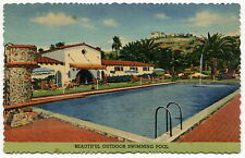 "1952 Postcard - ""GUENTHER'S MURRIETA MINERAL HOT SPRINGS"" [Murrieta, Calif]"