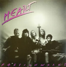 """12"""" LP - Heart - Passionworks - B271 - washed & cleaned"""