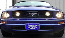 05 & Up Ford Mustang High Beam Fog Light Kit Turns Fogs Back On w High Beams