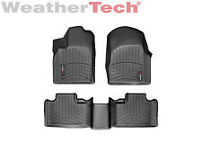 WeatherTech® DigitalFit FloorLiner - Jeep Grand Cherokee - 2011-2012 - Black
