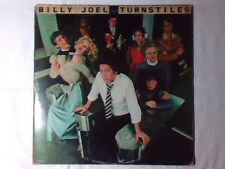 BILLY JOEL Turnstiles lp HOLLAND