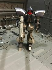 Bandai Zeta Gundam MSIA Black Divers Asshimar Action Figure with weapon Lot